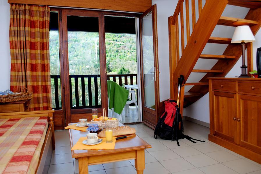 Alquiler al esquí Résidence la Soulane - Peyragudes - Mesa baja