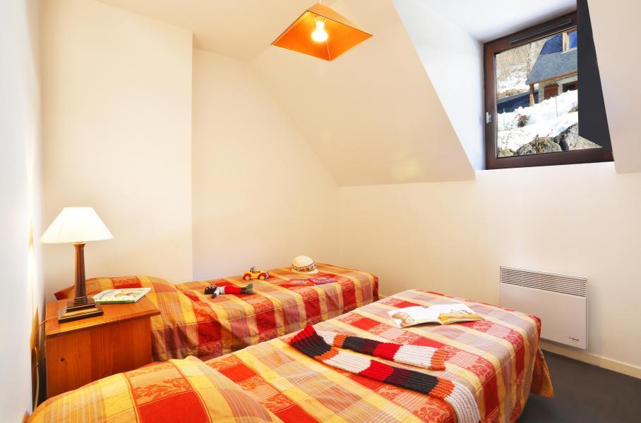 Аренда на лыжном курорте Résidence la Soulane - Peyragudes - Односпальная кровать