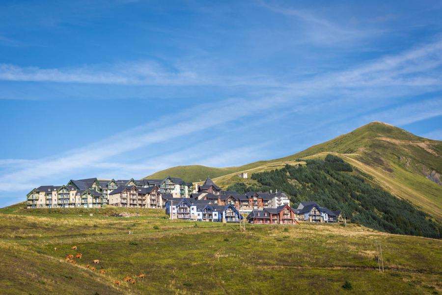 Location au ski Résidence le Hameau de Balestas - Peyragudes