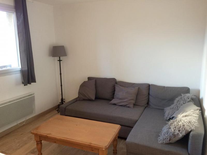 Location au ski Appartement 3 pièces 8 personnes (211) - Résidence le Hameau de Balestas - Peyragudes - Banquette