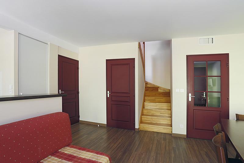 Location au ski Appartement duplex 3 pièces 8 personnes (19) - Résidence le Sérias - Peyragudes