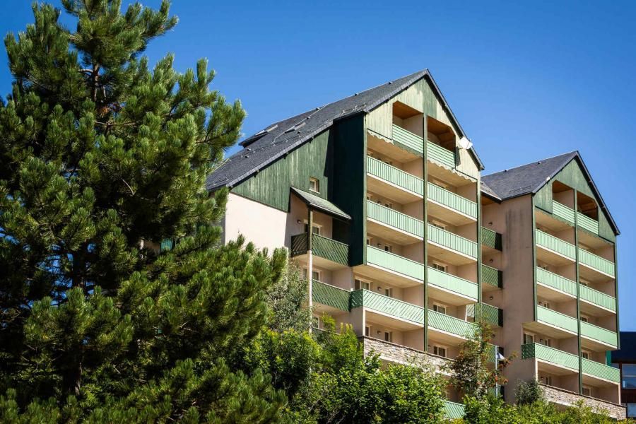 Location au ski Résidence les Balcons du Soleil - Peyragudes