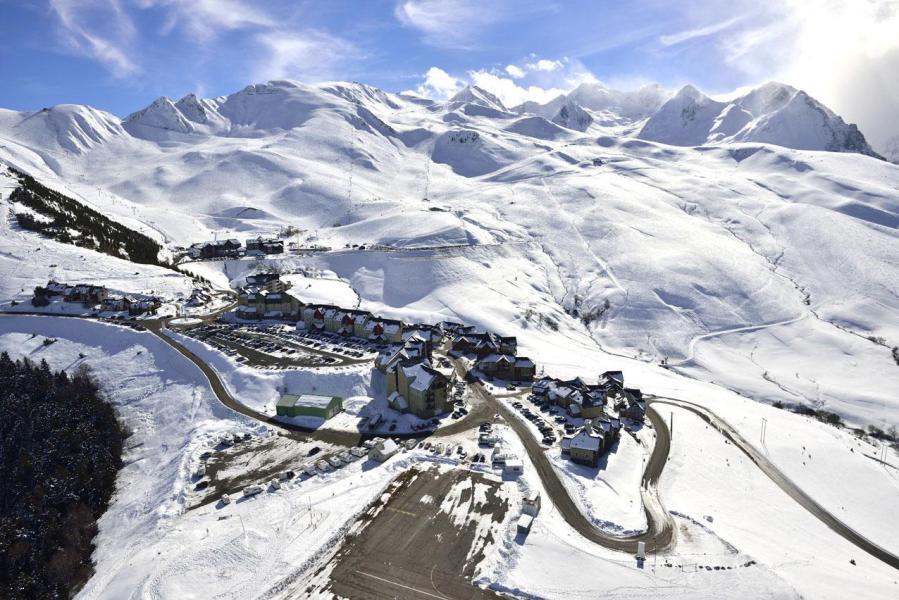 Location au ski Appartement 2 pièces 4 personnes (26B) - Résidence les Balcons du Soleil - Peyragudes