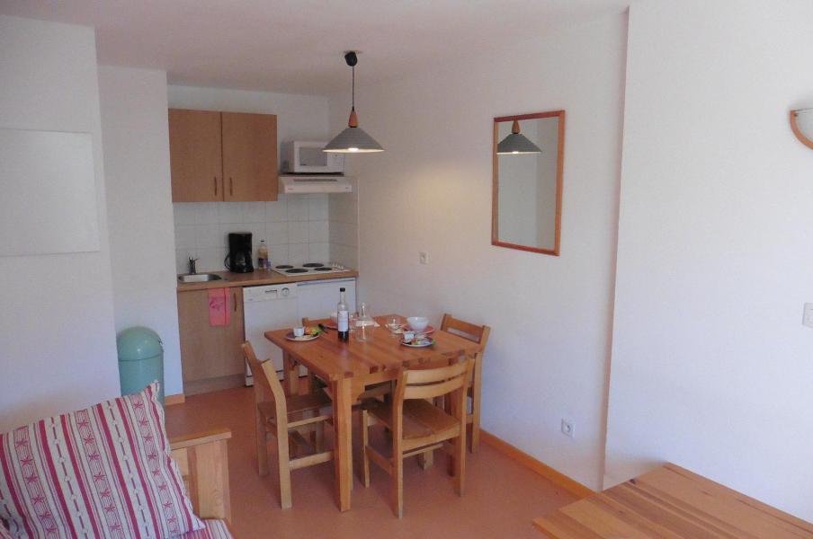 Location au ski Appartement 2 pièces 4 personnes (04B) - Résidence les Balcons du Soleil - Peyragudes