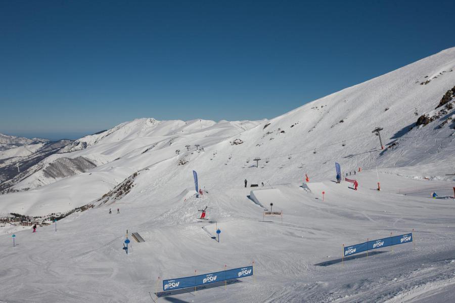 Soggiorno sugli sci Résidence les Balcons du Soleil - Peyragudes