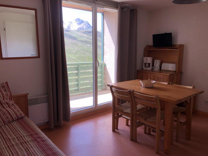 Wynajem na narty Apartament 2 pokojowy 4 osób (72B) - Résidence les Balcons du Soleil - Peyragudes