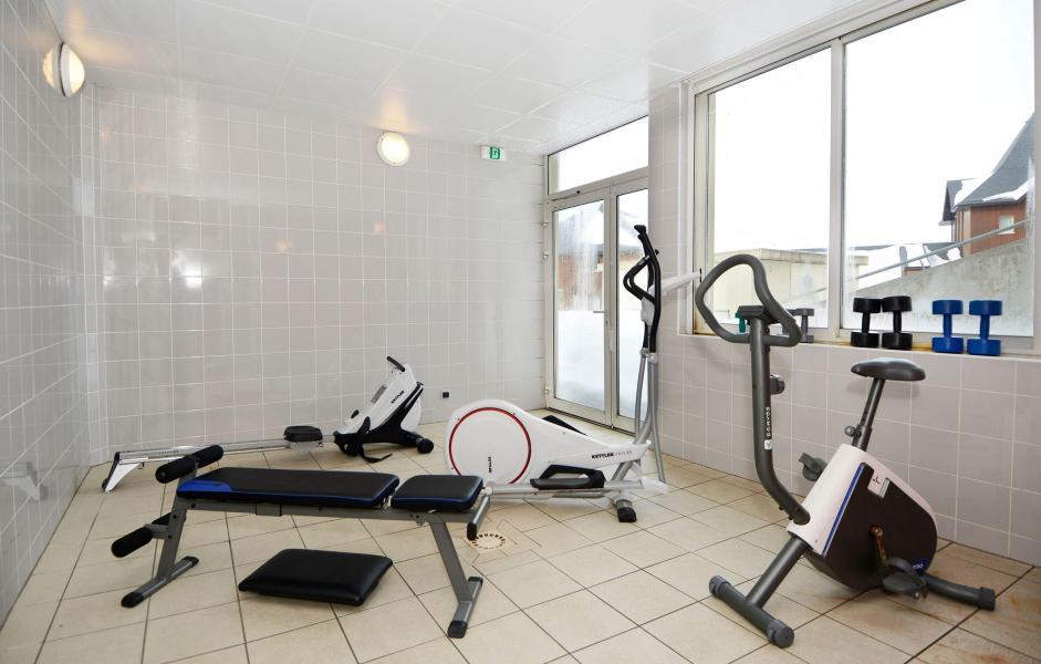 Location au ski Residence Les Hauts De Peyragudes - Peyragudes - Espace fitness