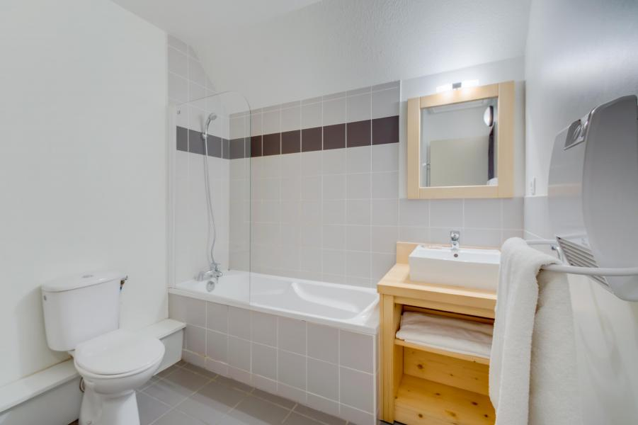 Rent in ski resort Résidence les Jardins de Balnéa - Peyragudes - Bathroom
