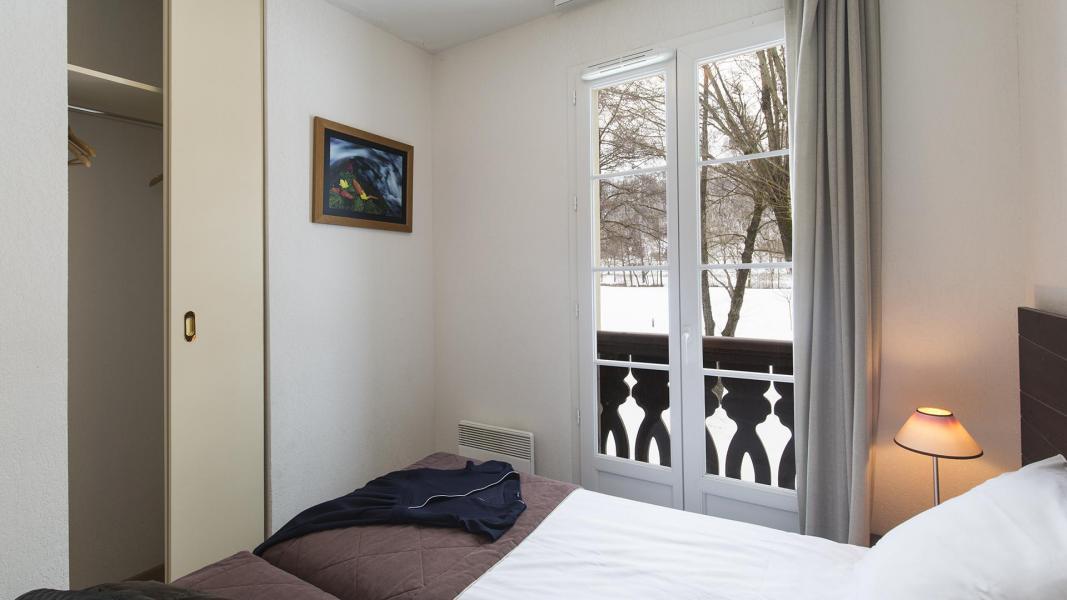 Alquiler al esquí Résidence les Jardins de Balnéa - Peyragudes - Habitación