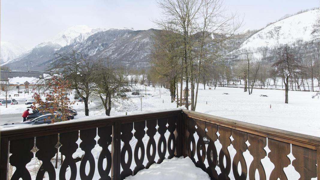 Location au ski Résidence les Jardins de Balnéa - Peyragudes - Séjour