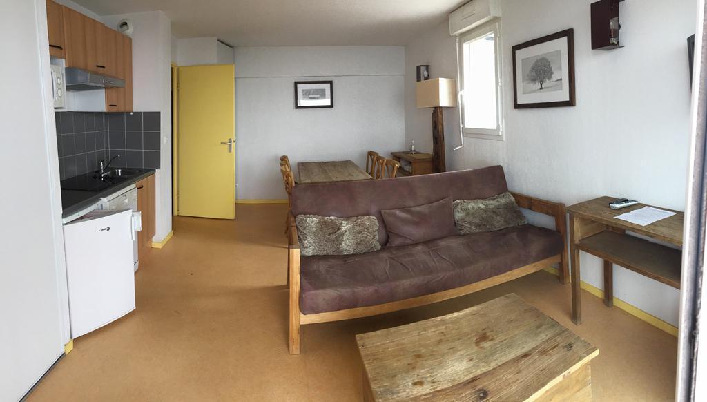 Location au ski Appartement 2 pièces coin montagne 6 personnes (21) - Résidence les Terrasses de Peyragudes - Peyragudes