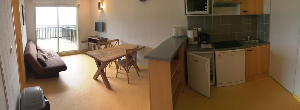 Location au ski Appartement 2 pièces 6 personnes (05) - Résidence les Terrasses de Peyragudes - Peyragudes