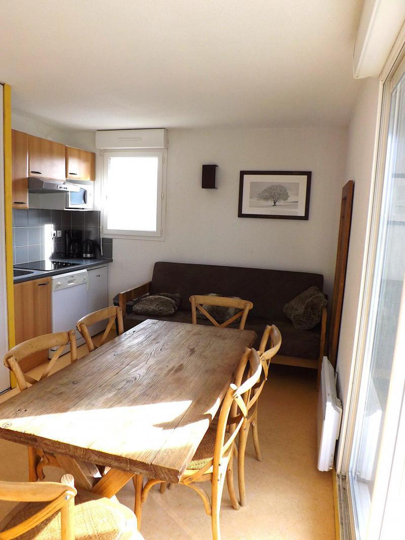 Location au ski Appartement 3 pièces 6 personnes (22) - Résidence les Terrasses de Peyragudes - Peyragudes