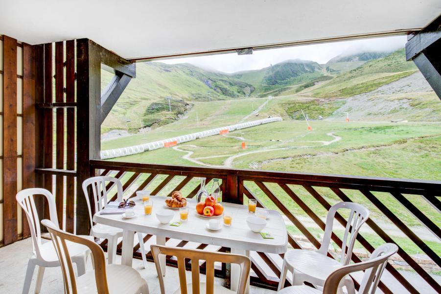 Rent in ski resort Résidence Privilège - Peyragudes - Balcony