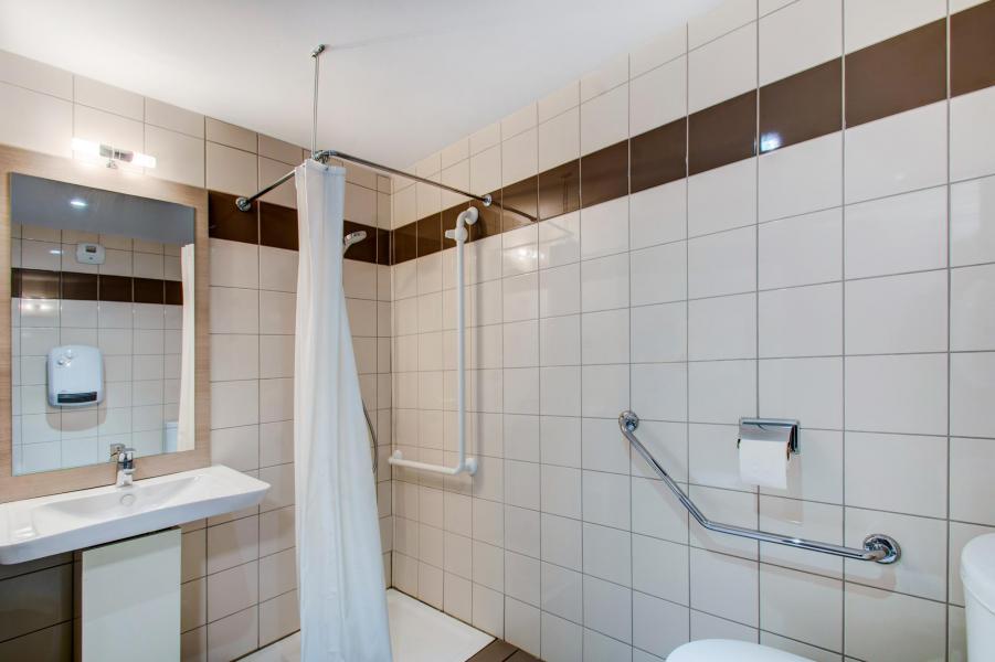 Alquiler al esquí Résidence Privilège - Peyragudes - Cuarto de baño con ducha
