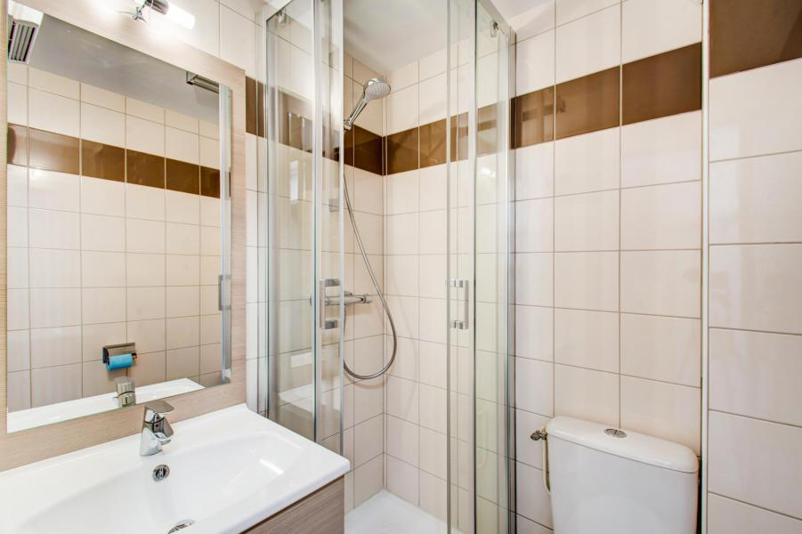 Rent in ski resort Résidence Privilège - Peyragudes - Shower
