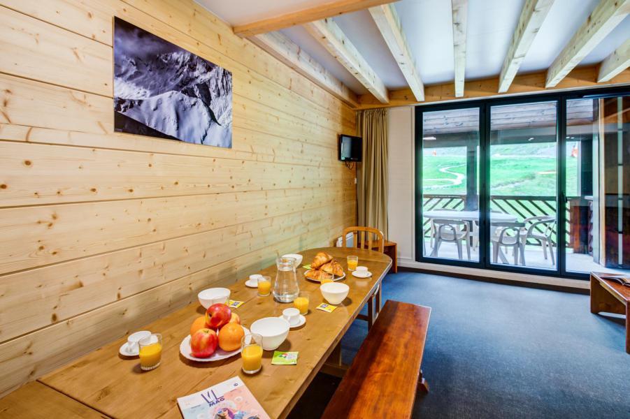 Location au ski Résidence Privilège - Peyragudes - Table