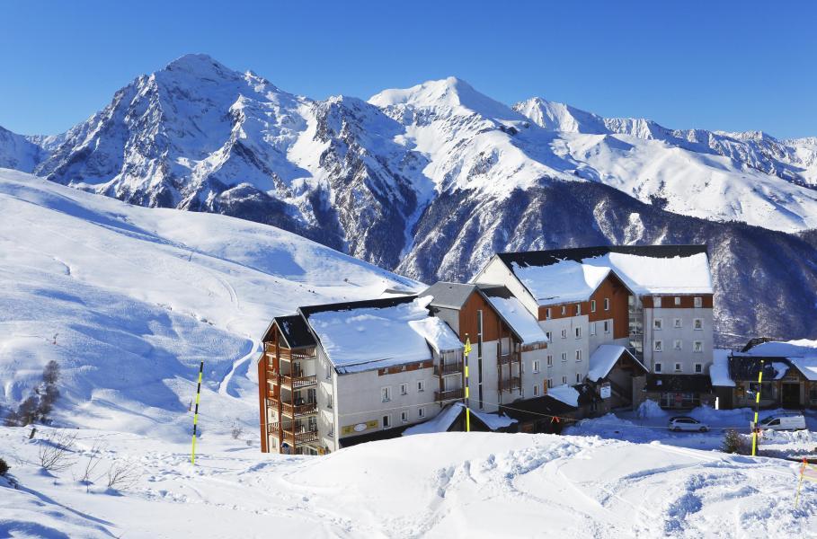 Alquiler al esquí Résidence Royal Peyragudes - Peyragudes - Invierno