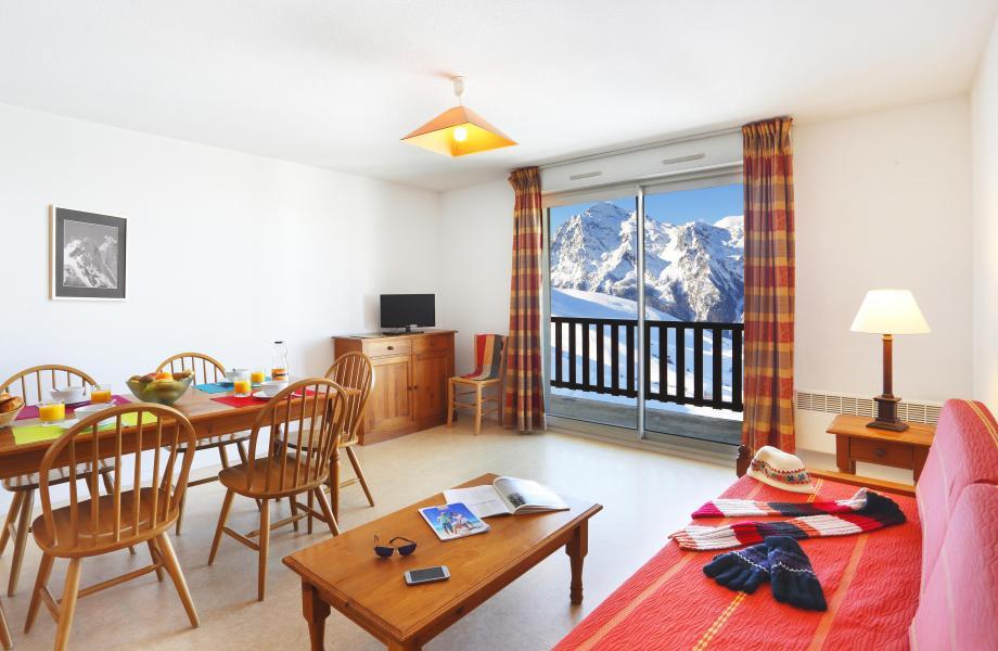 Alquiler al esquí Résidence Royal Peyragudes - Peyragudes - Mesa baja
