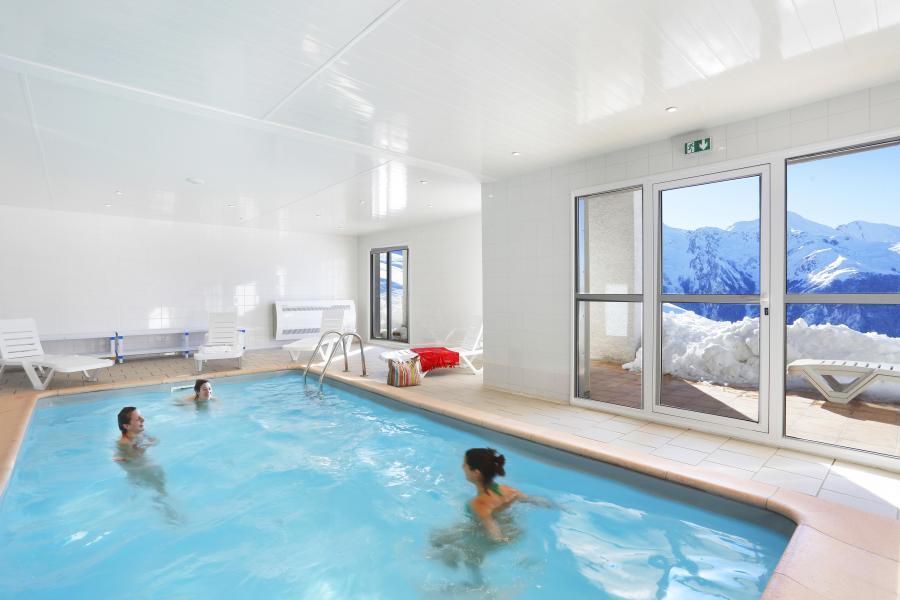 Location au ski Résidence Royal Peyragudes - Peyragudes - Piscine