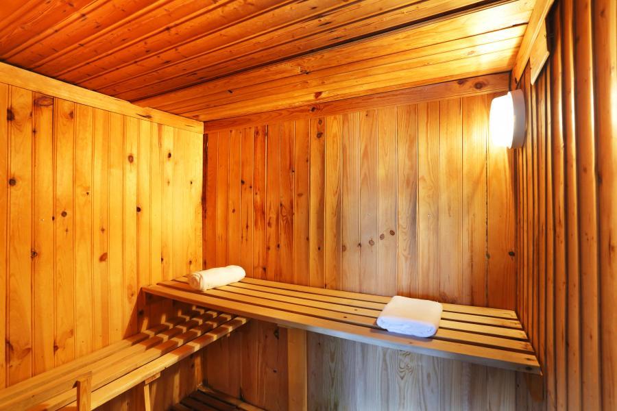 Location au ski Résidence Royal Peyragudes - Peyragudes - Sauna