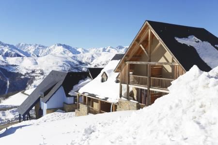Rental  : Le Hameau de Balestas winter