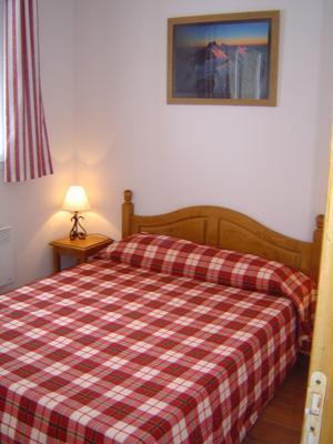 Location au ski Appartement 2-3 pièces cabine 8 personnes - Le Hameau De Balestas - Peyragudes - Chambre
