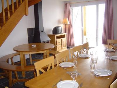 Location au ski Chalet 5 pièces 10 personnes - Le Hameau De Balestas - Peyragudes - Salle à manger