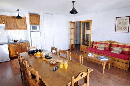 Location au ski Le Hameau De Balestas - Peyragudes - Séjour