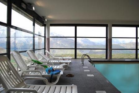 Location au ski Le Hameau De Balestas - Peyragudes - Piscine
