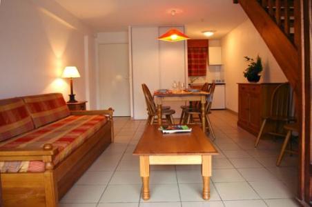 Location au ski Appartement duplex 3 pièces 6 personnes - Residence La Soulane - Peyragudes - Coin séjour