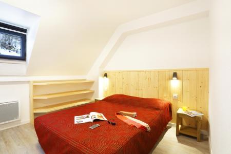 Location au ski Résidence la Soulane - Peyragudes - Chambre mansardée