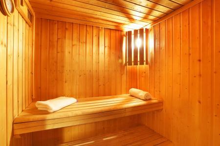 Location au ski Résidence la Soulane - Peyragudes - Sauna