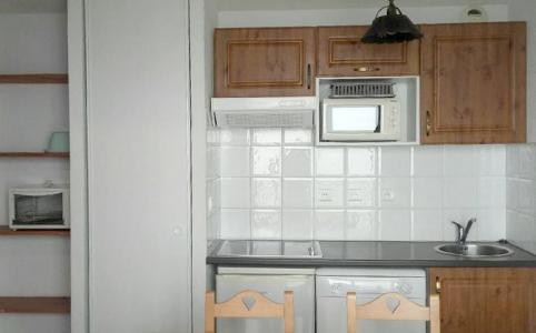 Rent in ski resort 3 room apartment 6 people (A112) - Résidence le Hameau de Balestas - Peyragudes - Kitchenette