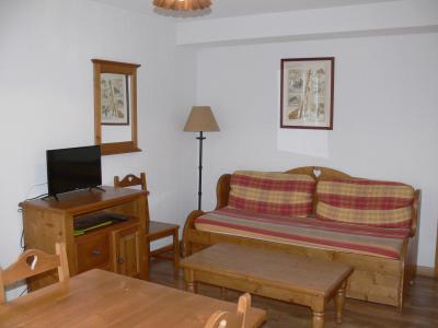 Rent in ski resort 3 room apartment 6 people (A112) - Résidence le Hameau de Balestas - Peyragudes - Living room