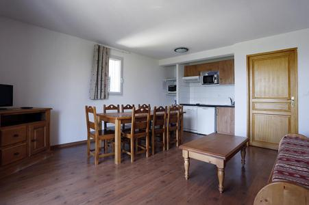 Rent in ski resort 3 room apartment 8 people (09) - Résidence le Hameau de Balestas - Peyragudes