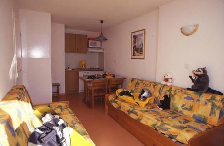 Location au ski Appartement 2 pièces 4 personnes - Residence Le Privilege - Peyragudes - Séjour
