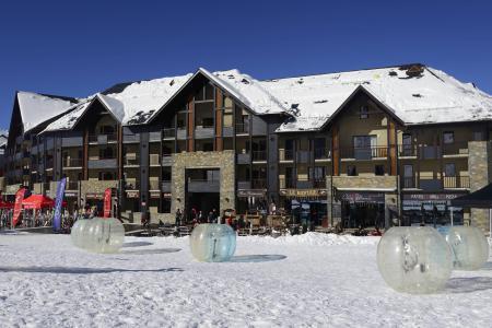 Location au ski Résidence le Sérias - Peyragudes