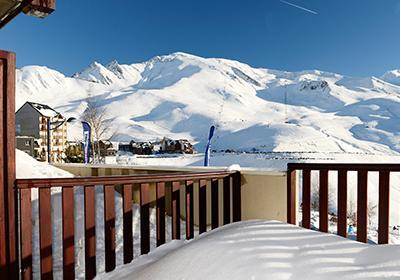 Location au ski Residence Les Hauts De Peyragudes - Peyragudes