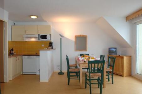 Location au ski Appartement 2 pièces cabine 6 personnes - Residence Les Hauts De Peyragudes - Peyragudes - Kitchenette