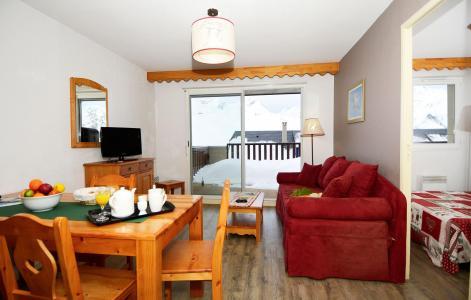 Location 10 personnes Appartement 3 pièces cabine 8-10 personnes - Résidence les Hauts de Peyragudes