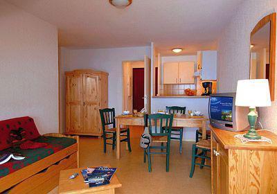 Location 8 personnes Appartement 3 pièces cabine 8 personnes - Residence Les Hauts De Peyragudes