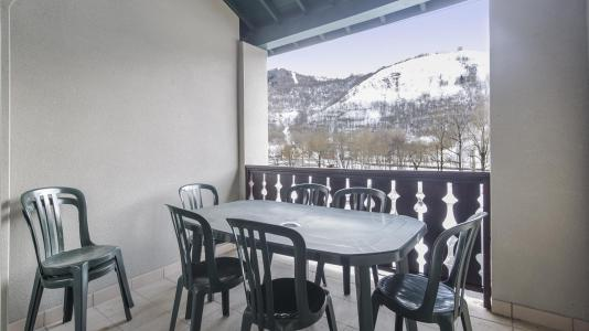 Location au ski Résidence les Jardins de Balnéa - Peyragudes - Balcon