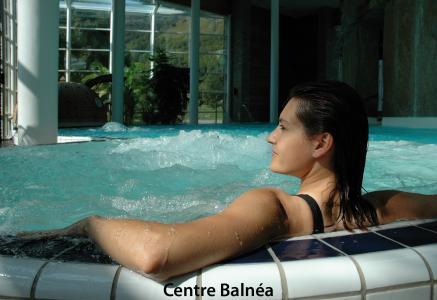 Rent in ski resort Résidence les Jardins de Balnéa - Peyragudes - Jacuzzi