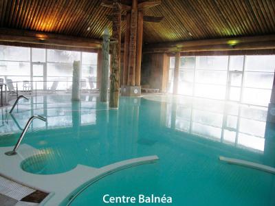 Rent in ski resort Résidence les Jardins de Balnéa - Peyragudes