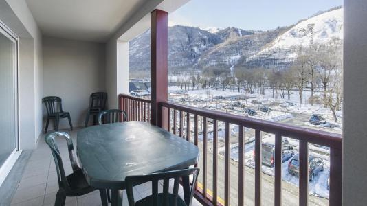 Rent in ski resort Résidence les Jardins de Balnéa - Peyragudes - Terrace
