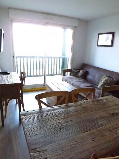 Rent in ski resort 2 room apartment sleeping corner 6 people (C18) - Résidence les Terrasses de Peyragudes - Peyragudes