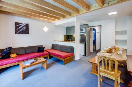 Location au ski Résidence Privilège - Peyragudes - Canapé-lit