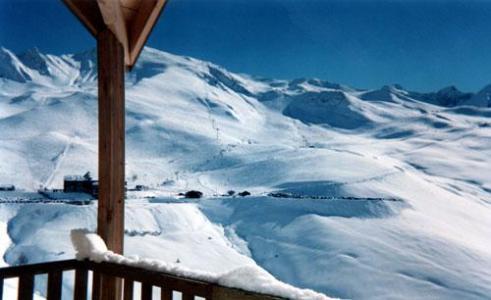 Location au ski Residence Royal Peyragudes - Peyragudes - Extérieur hiver