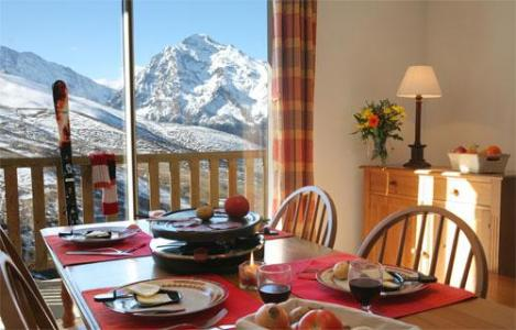 Location au ski Residence Royal Peyragudes - Peyragudes - Appartement
